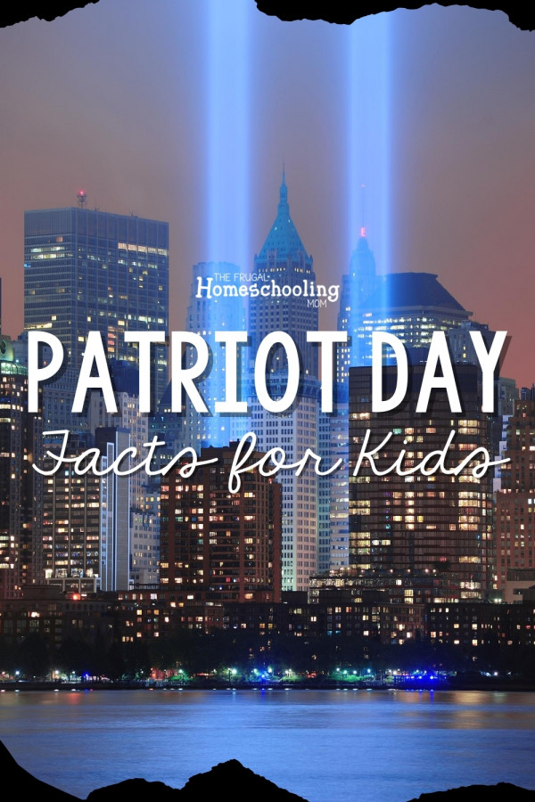 Patriot Day: Free Printables and Activities (September 11, 2001 Remembrance)