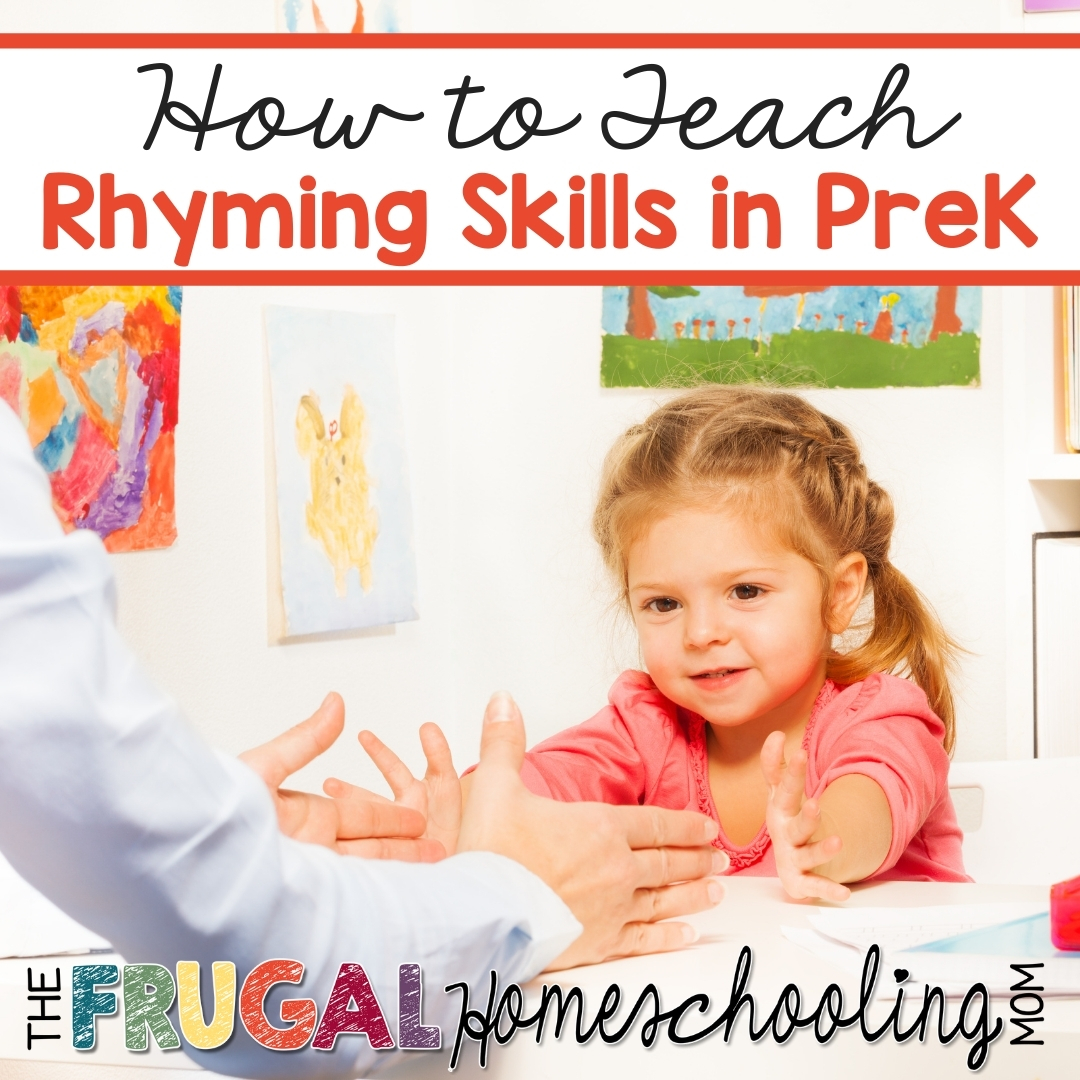 How to Teach Rhyming Skills to Preschoolers